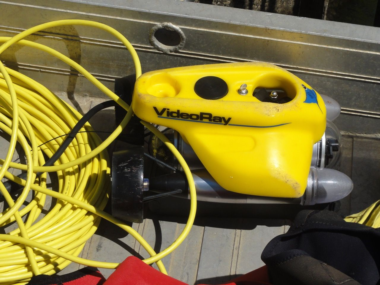 ROV Inspection Oscar