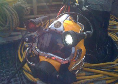 KM47 Dive Helmet