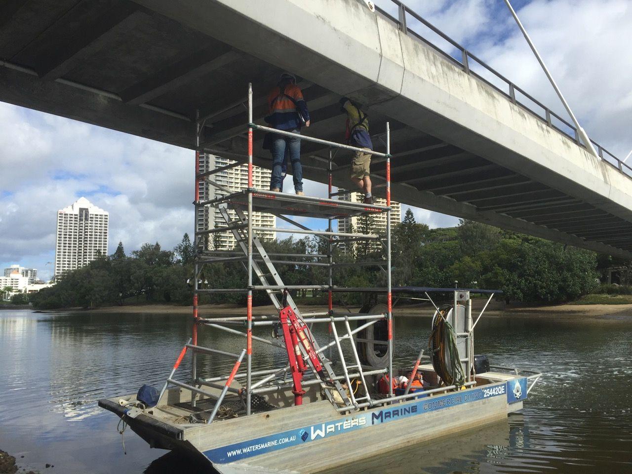 Oscar Bridge Inspection